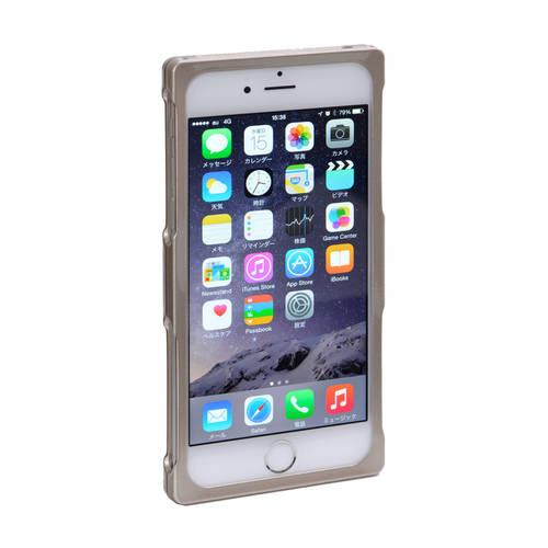 RECTA Bumper case for iPhone 6/6s- Aluminum and Rubber Case