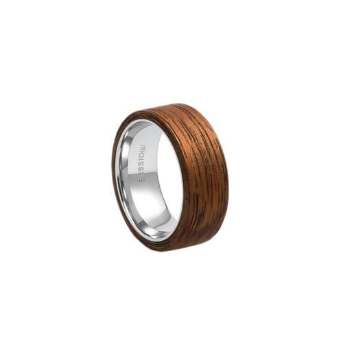 Mono Wide Mahogany Ring