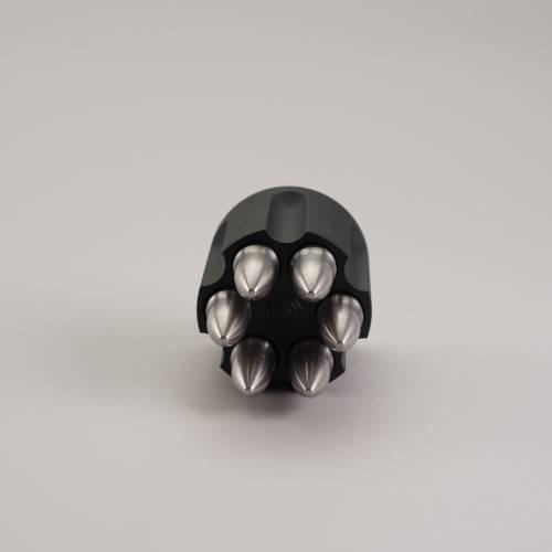 Whiskey Bullet Holder | Aluminum Cylinder | SipDark