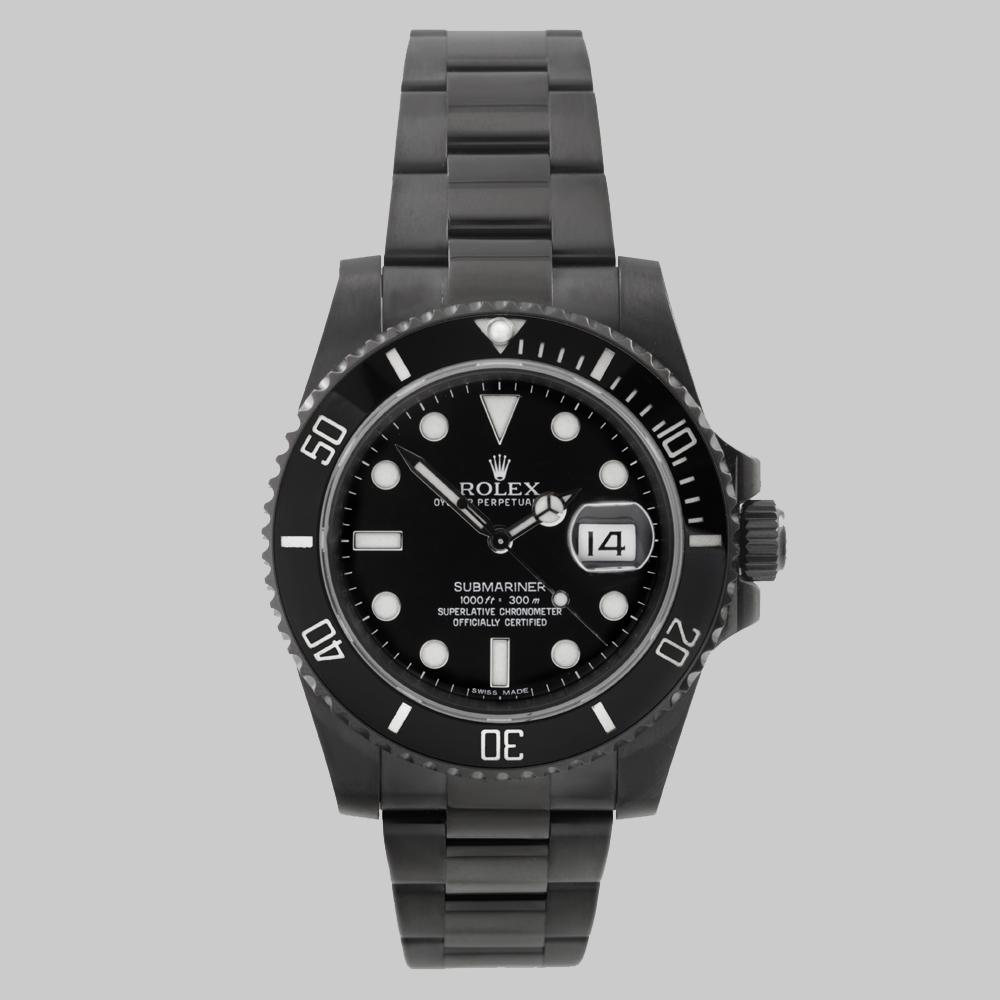 Rolex Submariner 004 - PVD Vintage Rolex