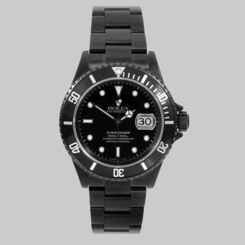 Rolex Submariner 002 - PVD Vintage Rolex