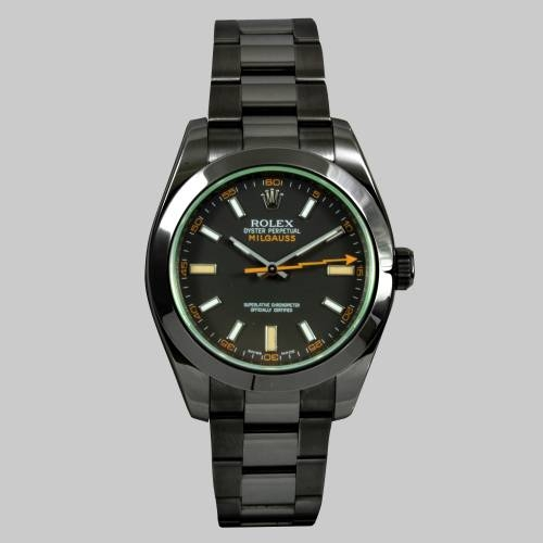 Rolex Milgauss 007