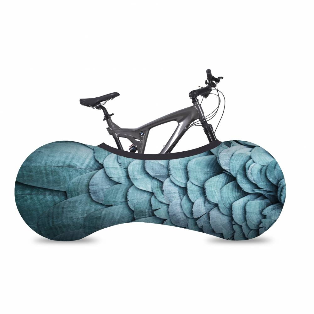 Feathers Bicycle Cover - Velo Sock