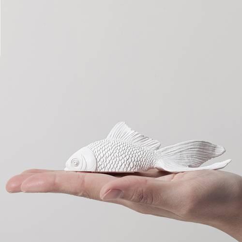 Goldfish X Clock - Haoshi Design