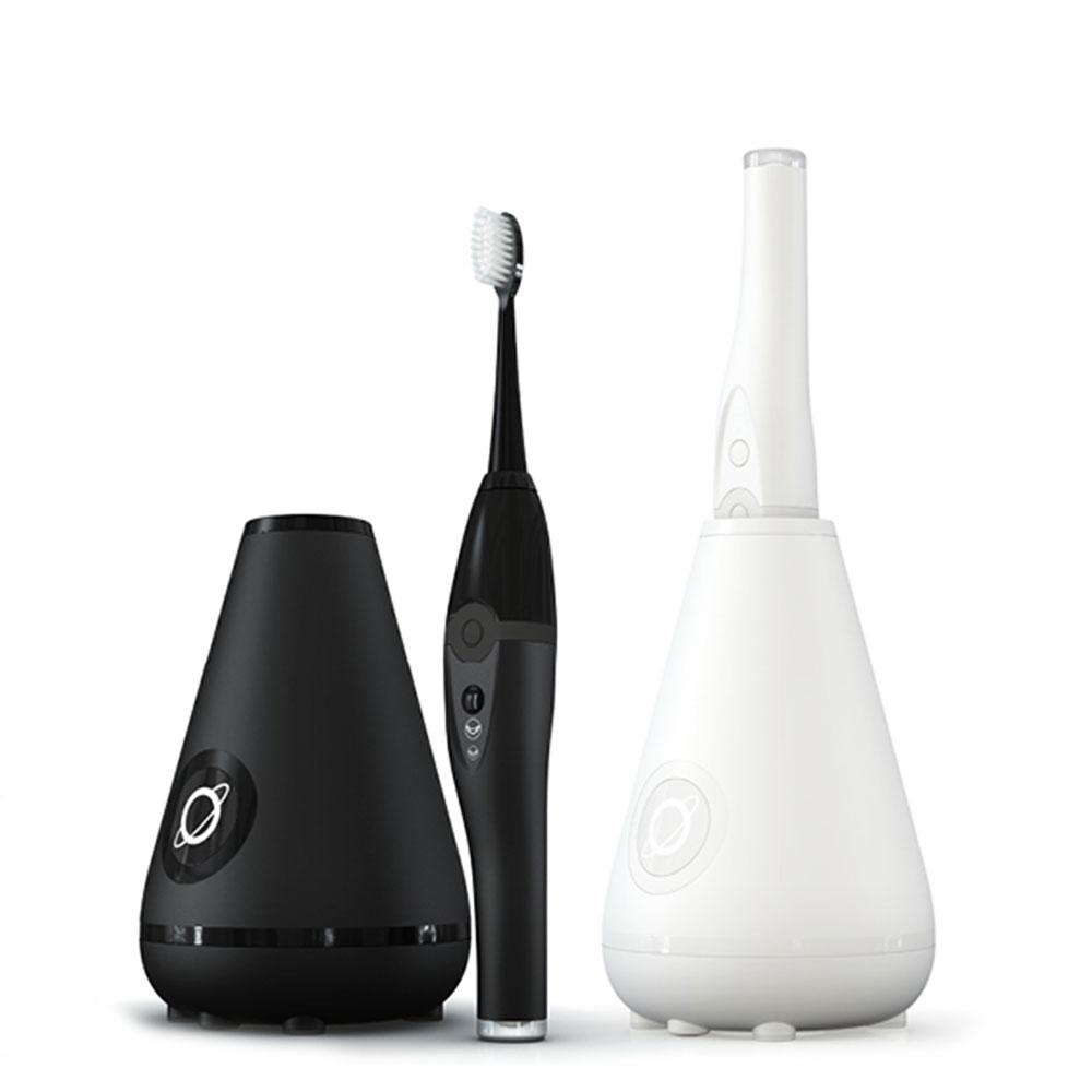 Aura Clean System   Sonic Toothbrush & Cleaning Station
