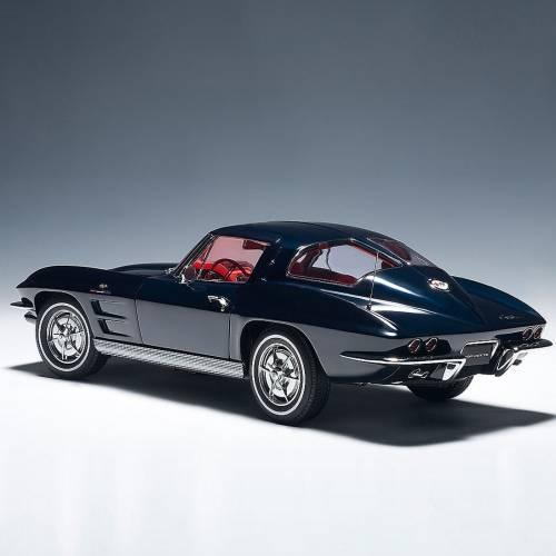 Chevrolet Corvette 1963 | Quality Die-Cast Racing Models