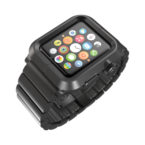 EPIK ALUMINUM for Apple Watch, Black