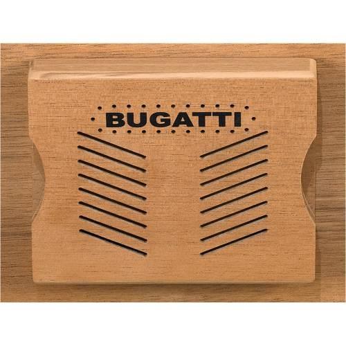 Bugatti 100-stick Humidor - Blue Macassar