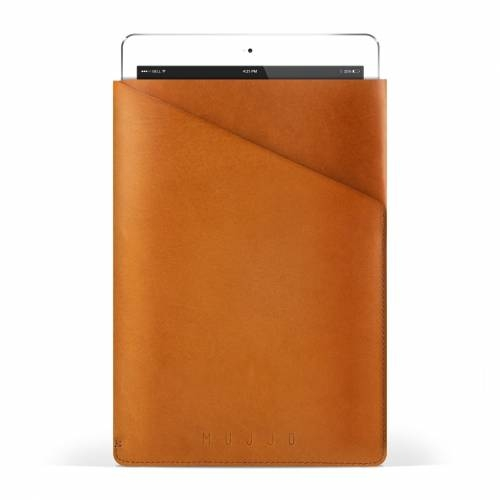 Slim Fit iPad Air Sleeve | Tan