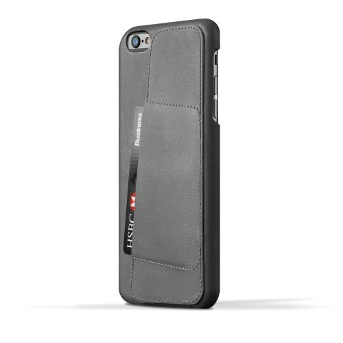 Leather Wallet Case 80° for iPhone 6 Plus   Mujjo
