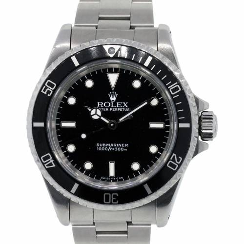 Rolex Non-Date Submariner Watch