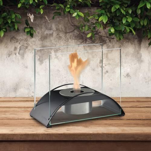 Sunset Fireplace by Eco-Feu