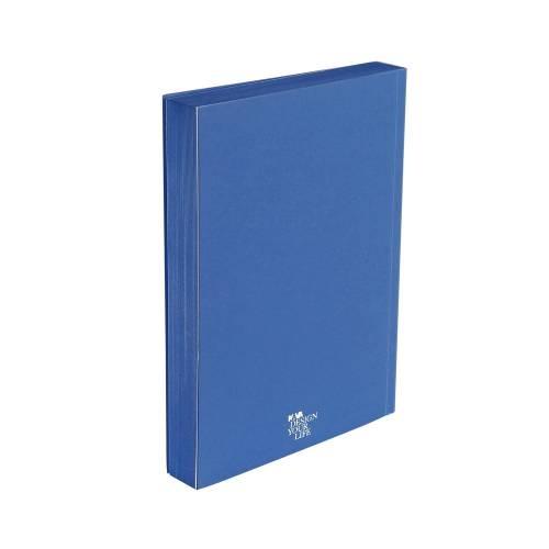 Designer A5 Diary/Journal My Book, Blue