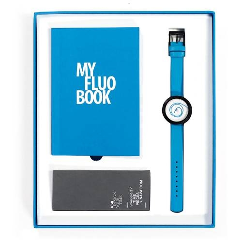 Blue Ora Unica Watch Gift Set