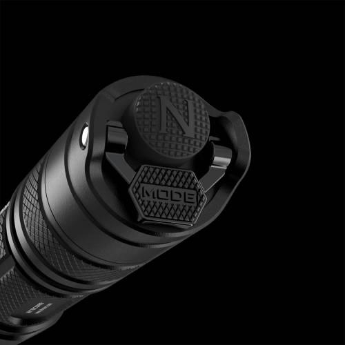 NiteCore P10 Tactical Strobe Ready 800 Lumens LED Flashlight