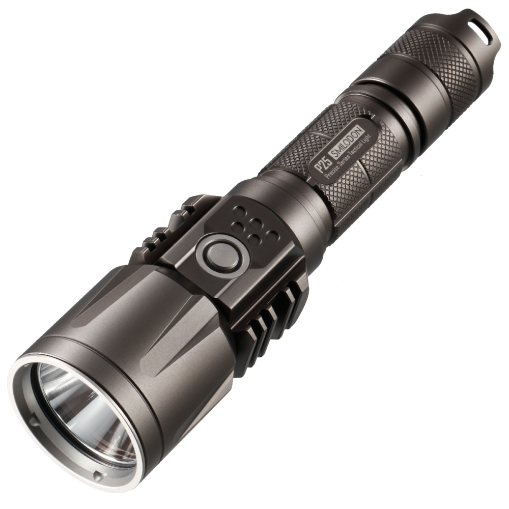 NiteCore  P25 Smilodon Rechargeable LED Flashlight