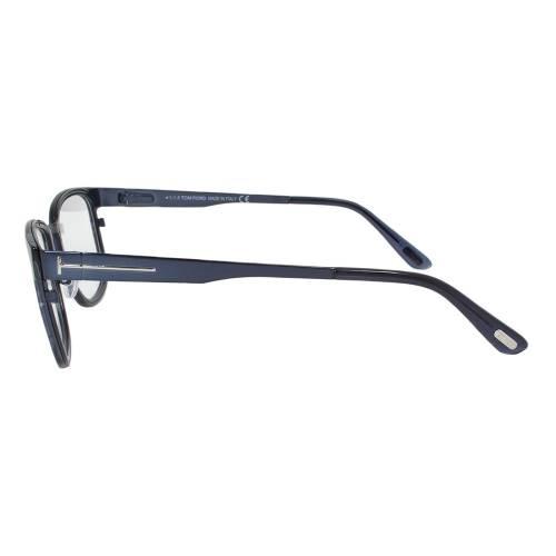Turquoise Blue Eyeglasses Frame | Size 52