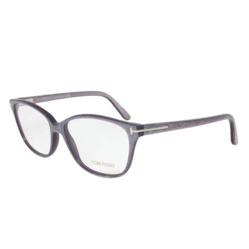 Turquoise/Plum Eyeglasses Frame | Size 54