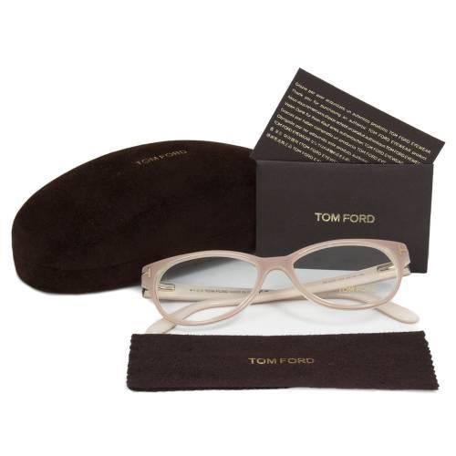 Light Brown Eyeglasses Frame | Size 53