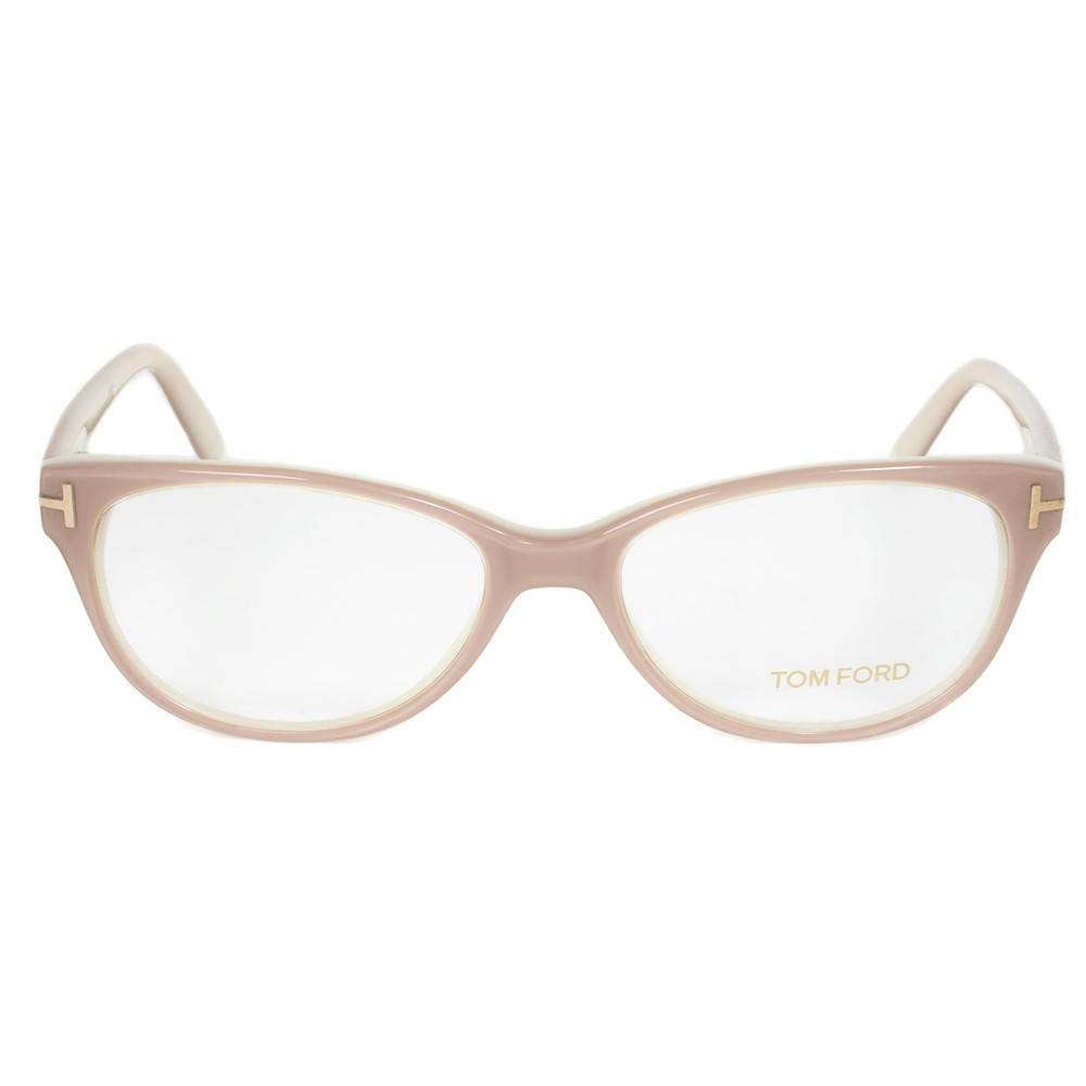 Light Brown Eyeglasses Frame | Size 53