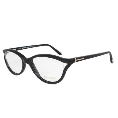Black Cateye Eyeglasses Frame | Size 53