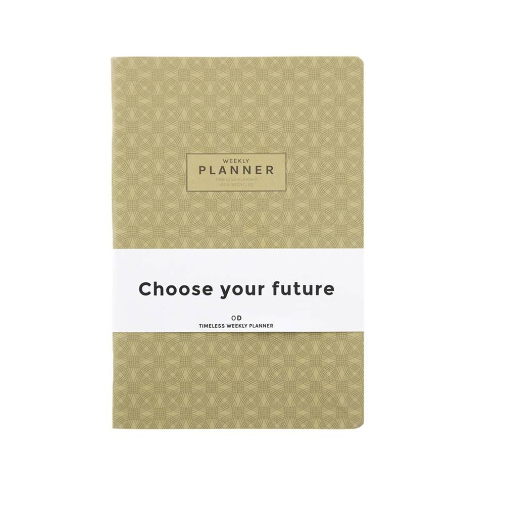 Timeless Weekly Planner | Set of 3 | Octagon Design