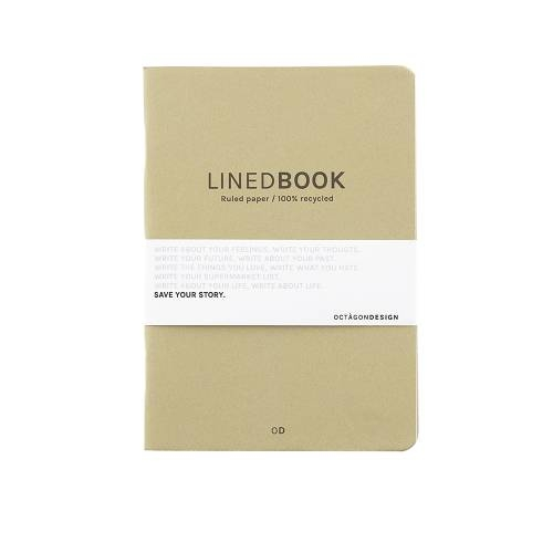 Blankbook | Set of 3 | Octagon Design