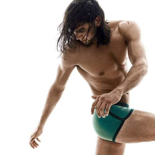 Kim Denzler 2-pack Boxer Briefs | Blue + Green