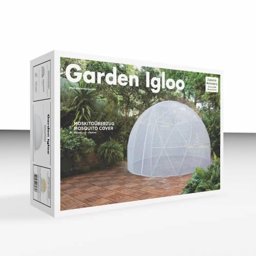 Garden Igloo   Mosquito Cover