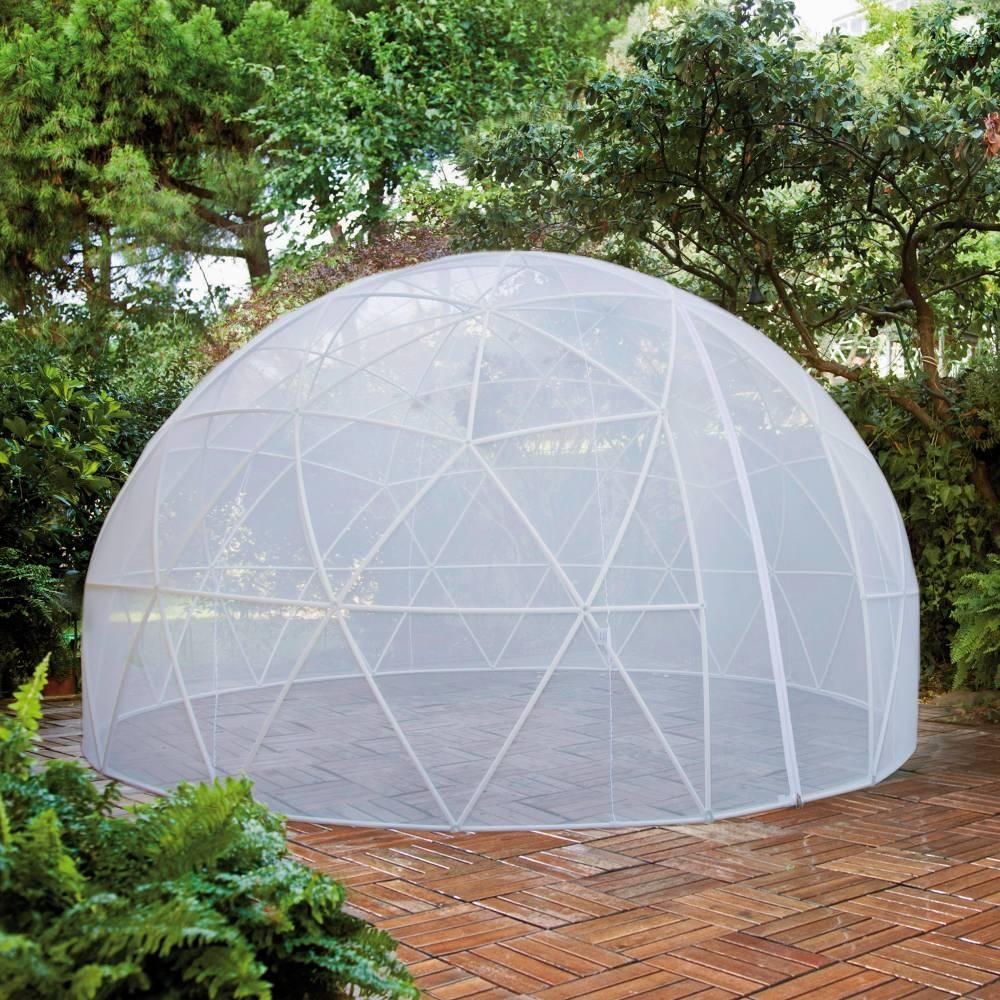 Garden Igloo | Mosquito Cover