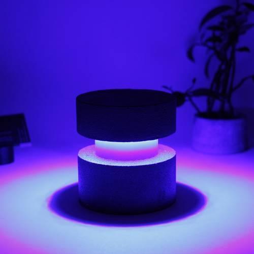 Cfab | Blue oh2 lamp