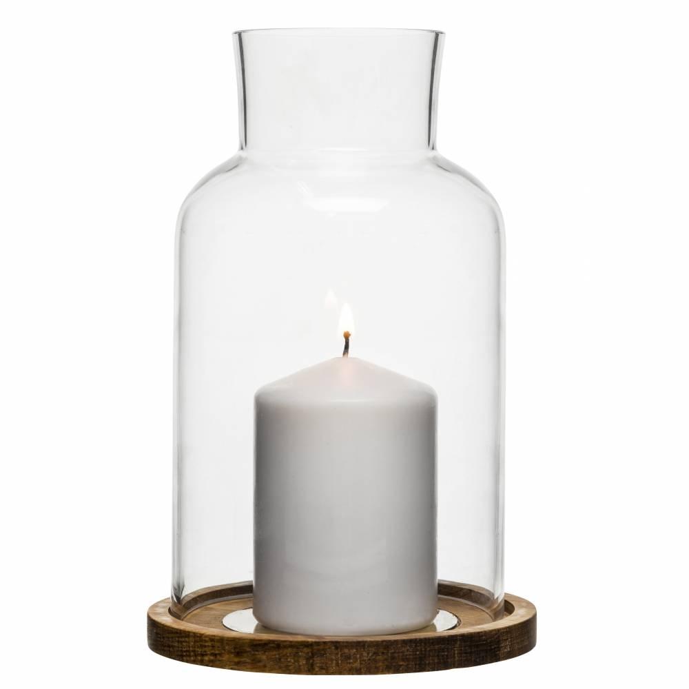 Oak Candle Holder | Sagaform