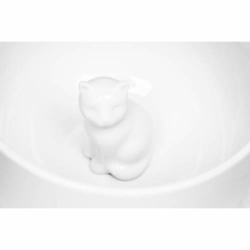Porcelain Cat Mug   Sagaform