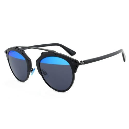 Dior B0YY0 Sunglasses | Black Frame