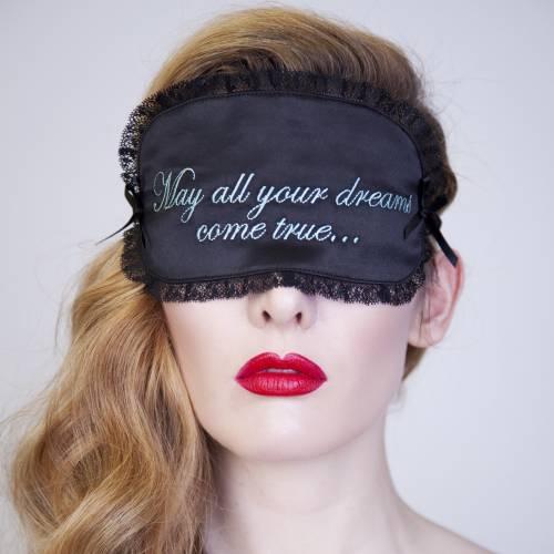 Playful Promises | Eye Mask