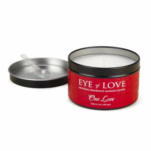 One Love Massage Candle