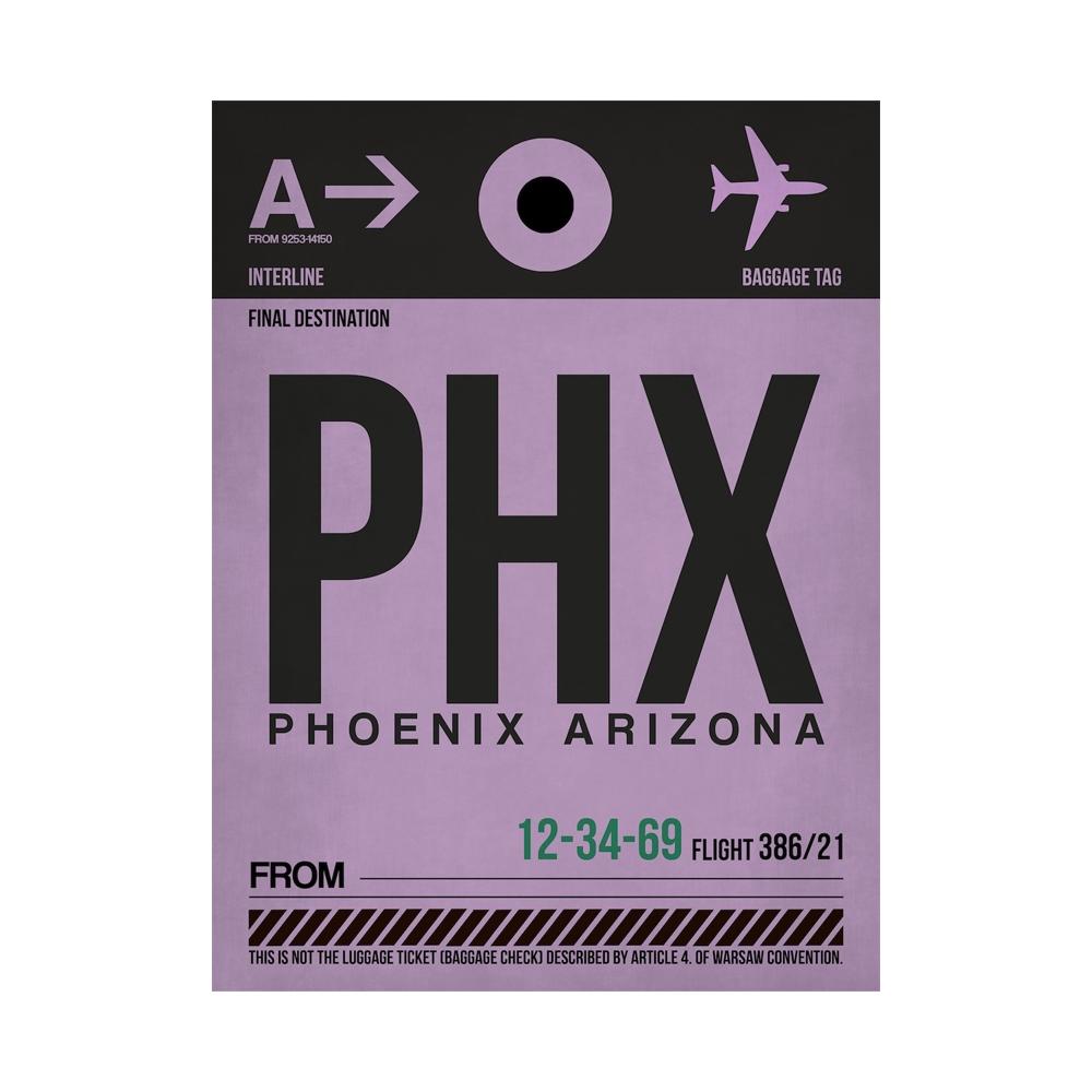 NaxArt | PHX Phoenix Poster