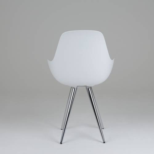 Angel Contract Dimple Closed Chair | Kubikoff