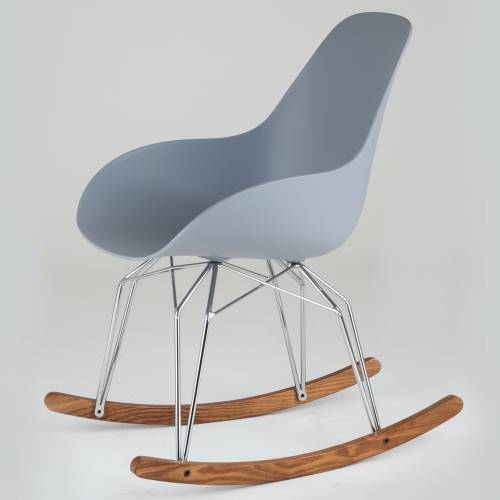 Diamond Dimple Closed Rocking Chair | Kubikoff