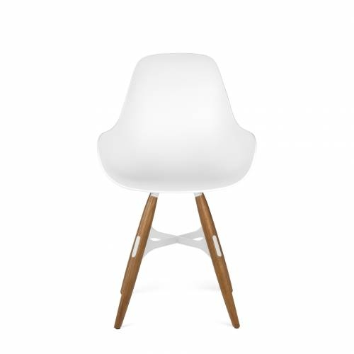 ZigZag Dimple Closed Chair | Kubikoff