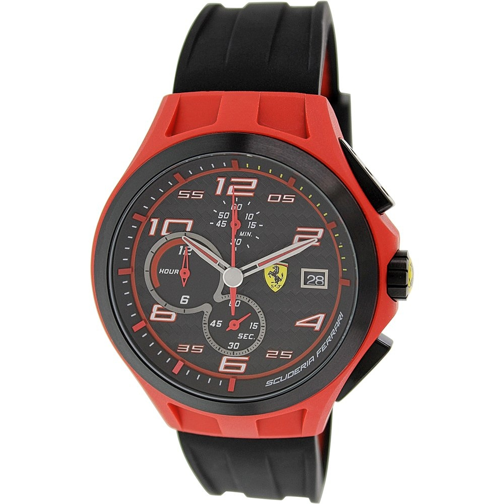 Ferrari Men's Lap Time Watch