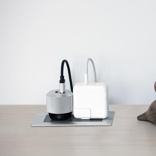 Just Mobile | AluPlug | Wall Charger | Tablet & USB Devices