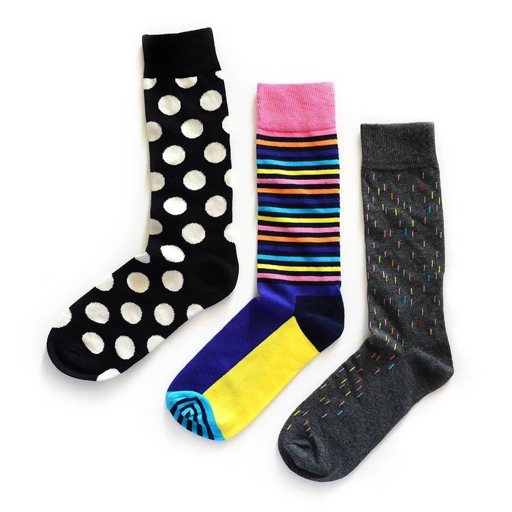 David 3-Pack   Happy Socks