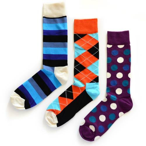 George 3-Pack | Happy Socks