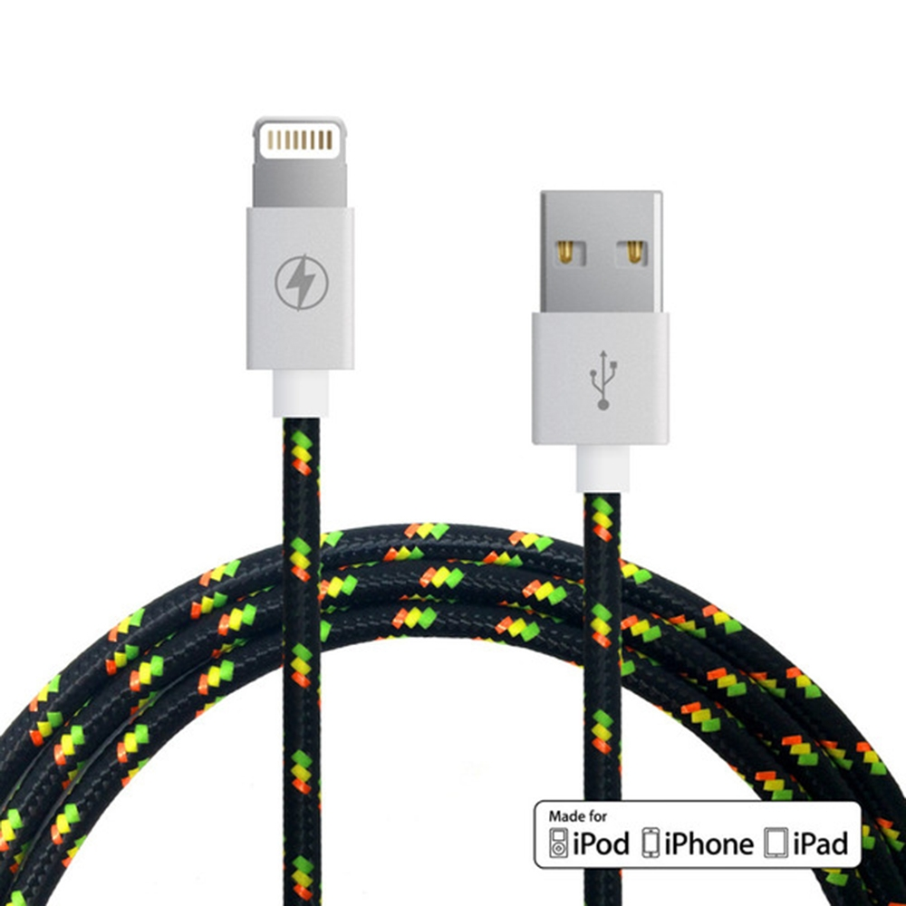 Jah Lightning Cable | Charge Cords