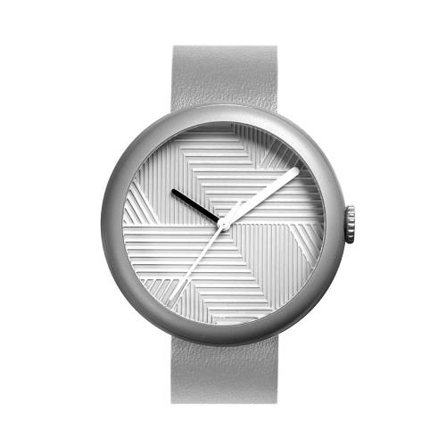 Silver/Grey Hach | Objest Watches