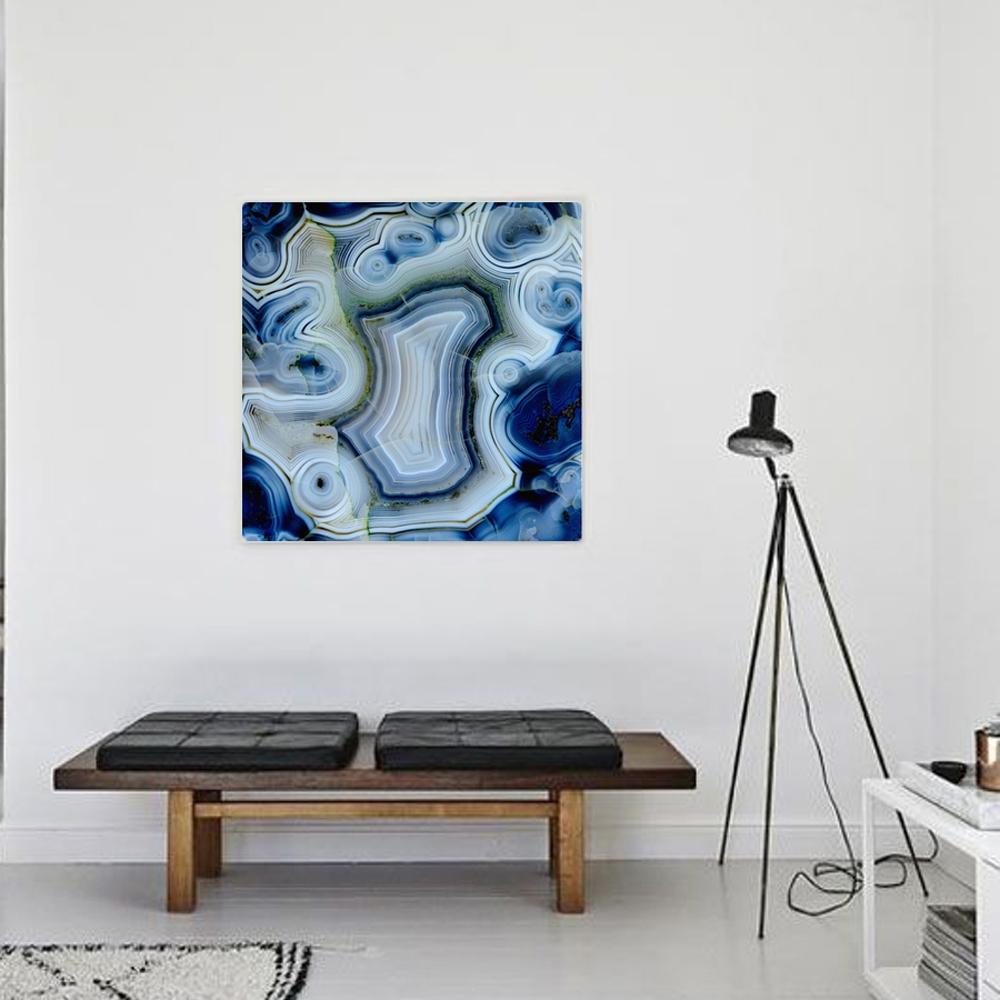Blue Wonder Canvas Print | Vivienne East