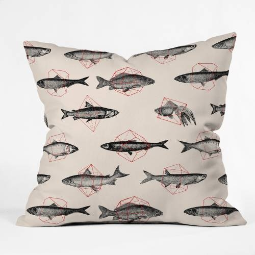 Florent Bodart Fishes In Geometrics