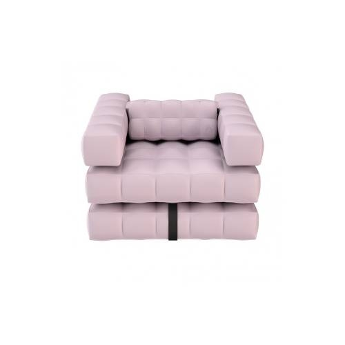 Armchair / Single Lounger Set | Rose Pink | Pigro Felice