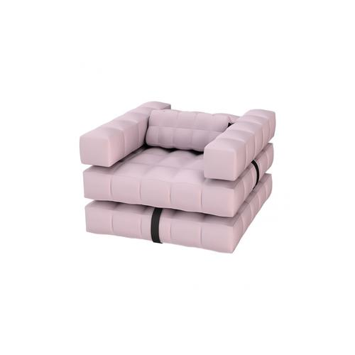 Armchair Set | Rose Pink